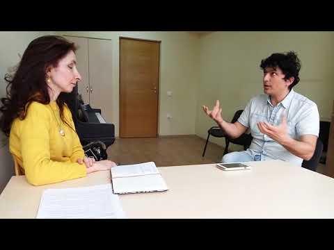 Интервью Эльвина Мирзоева для milli.az - Самира Бехбудгызы