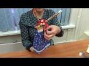 Мастер класс изготовление куклы Масленица часть 2