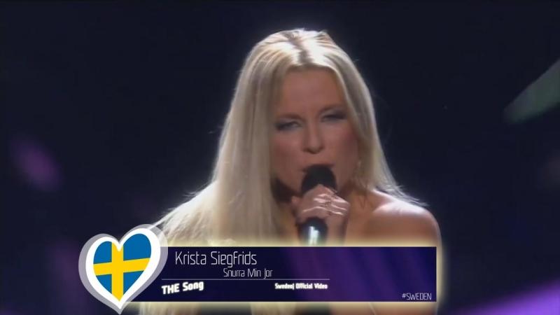 TS 1 | Sweden | Krista Siegfrids