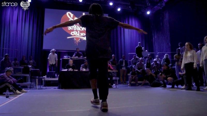 Jordan vs Paradiso (hip hop final) .stance Soul Sessions Oslo 2018 | Danceproject.info
