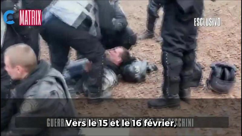 Les tireurs du Maïdan à Kiev