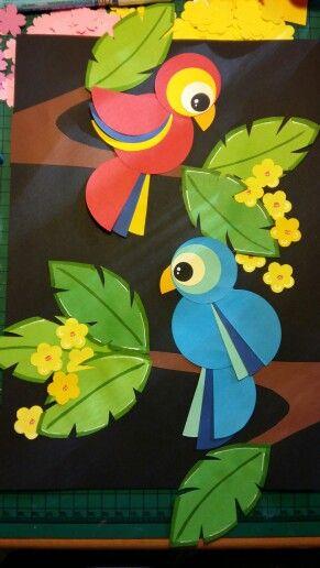 АППЛИКАЦИЯ ИЗ КРУГОВ Разбудить у детей творческую мысль можно очень простыми вещами! Например, делать аппликации из элементов, созданных на основе круга. Меняться могут и цвет, и размер, и
