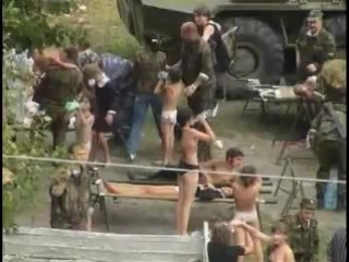 Штурм школы #1, сентябрь 2004. Беслан,Северная Осетия.