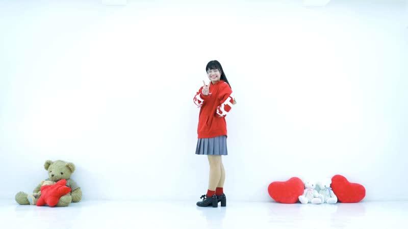 【☆ゆーか☆】エレクトリック・マジック 踊ってみた【バレンタイン】 1080 x 1920 sm34630617
