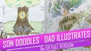 DRAWING with my kids - ROOT COLOSSUS [FULL VERSION] No.59