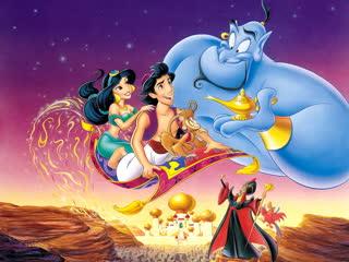 Аладдин и король разбойников / Aladdin and the King of Thieves (1996) BDRiр 720р