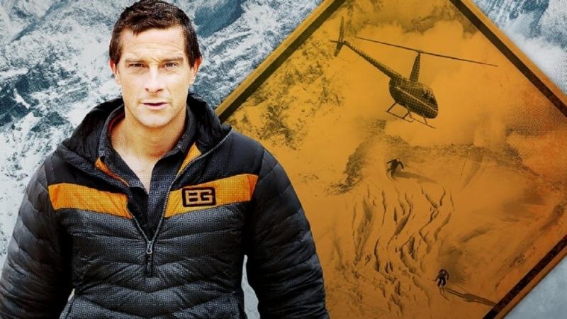 Беар Гриллс Кадры спасения 3 серия Bear Grylls Extreme Survival Caught on Camera
