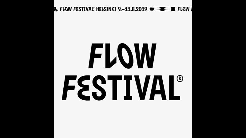 Flow 2019 | Theo Parrish, Levon Vincent, Palms Trax, Fred P