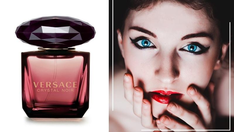 Versace Crystal Noir Версаче Кристалл Ноир - обзоры и отзывы о духах