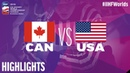 ЧМ 2019 Группа A Матч №7 Канада США 3 0 Обзор Матча 21 05 19