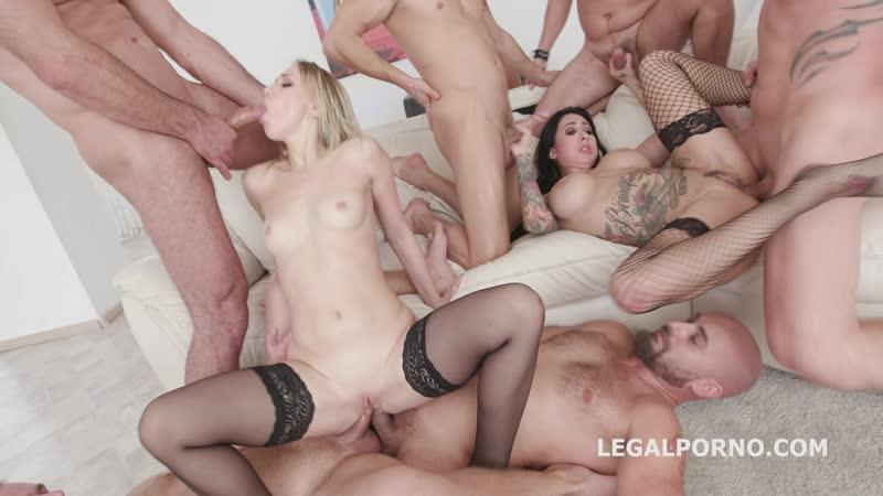 Take No Prisoners 2 Lily Lane Dominates Kira Thorn Balls Deep anal, ATOGM, DAP, Gapes, Creampie