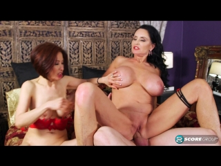 2016-06-16 - Kim Anh, Rita Daniels - Rita Daniels and Kim Anh in the filthiest 60something 3-way ever