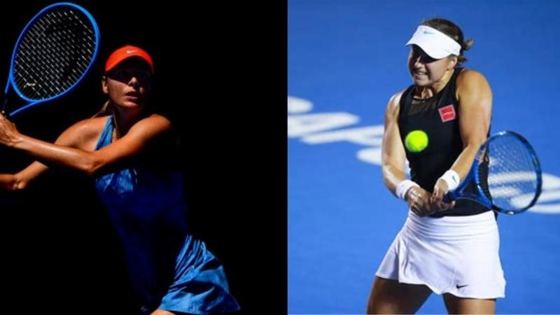 Maria Sharapova vs. Rebecca Peterson Highlights (2R) | Australian Open 2019