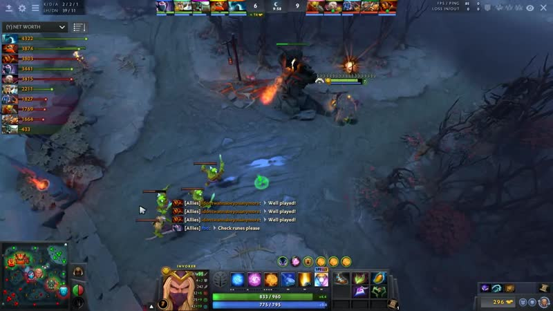 Miracle- The King of Invoker - Dota 2