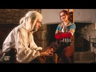 Ведьмак / the witcher / The Bewitcher - ПОРНО ПАРОДИЯ - Ella Hughes PornMir, ПОРНО ВК, Porn vk, HD 1080, RedHead, Cosplay