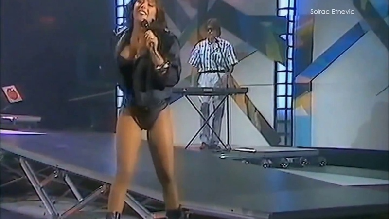 Sabrina Salerno - Boys (Summertime Love) Extended Mix - 1987 (TVE A Tope)