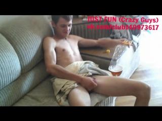 Russian drunk group sex