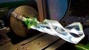 Огромное прозрачное сверло из эпоксидной смолы DIY transparent drill Made of Epoxy