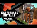 Dogs Are Man's Best Fails!! (May 2018) | FailArmy