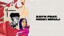 ZAYN - No Candle No Light (Lyric Video) ft. Nicki Minaj
