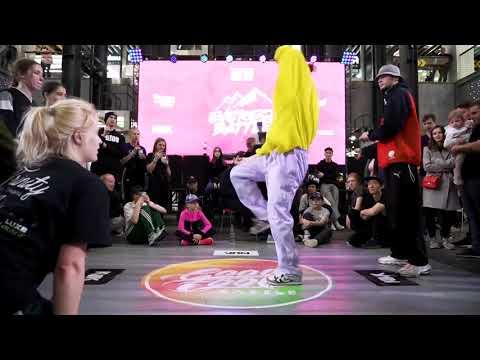 Everest battle 2.0.1.9  Hip-Hop 2x2   Semi-Final   Miko Kalaba vs Sokol Banji vs Zena Анастези
