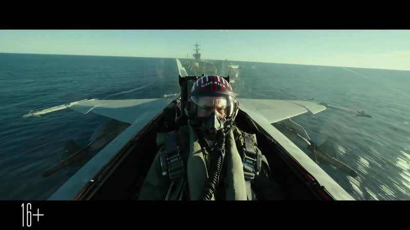 Топ Ган: Мэверик Top Gun: Maverick 2020 трейлер русский язык HD Том Круз