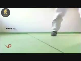 Видеообзор: укладка тёплого пола -