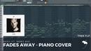 FL STUDIO | Avicii - Fades Away (feat. Noonie Bao) - Piano Cover [FREE MIDI]
