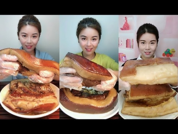 EATING SHOW COMPILATION NEW - CHINASE FOOD - ASMR Mukbang (Eating Sounds) Tik Tok Ep.21