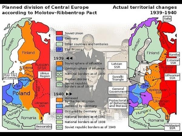 Виктор Суворов. Вторая Мировая началась НЕ в 1939-м, а в...