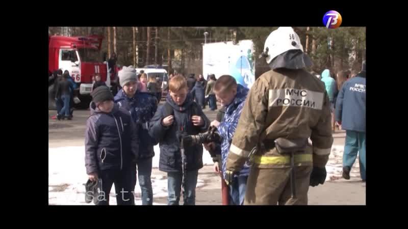 Выкса-МЕДИА: о пожарной службе в округе