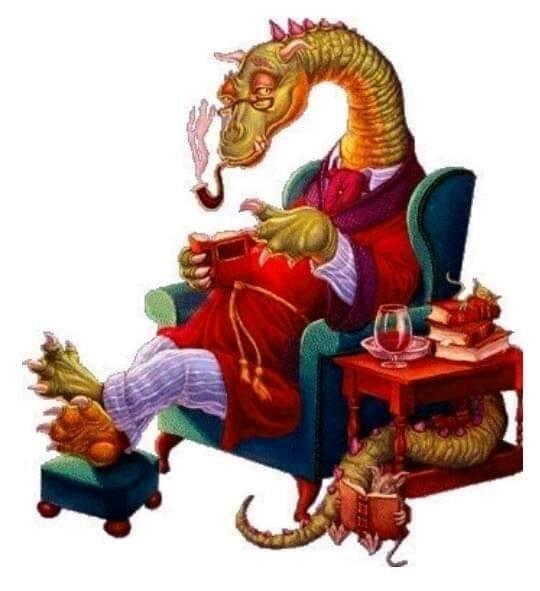 Дракон и Принц (еврейская версия) Если бы дракон был евреем, выходцем с Одессы-мамы, то встреча заклятых друзей выглядела бы примерно так: Выходи, нечисть огнедышащая! кричал благородный рыцарь