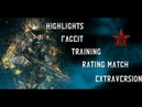 Warface Highlights from faceit training rm Extraversion