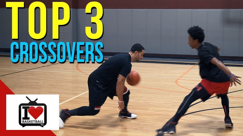 Top 3 Crossover Moves To Destroy Defenders