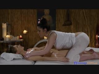 Elina De Lion and Marry Morrgan - Massage Rооms [ New Porn, Sex, Lesbian, 2019, HD ]