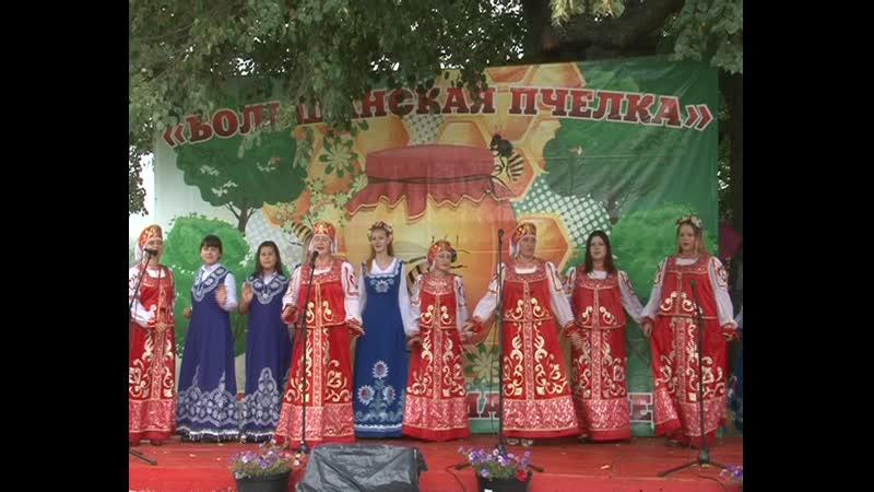 Фестиваль ярмарка мёда Большанская пчёлка