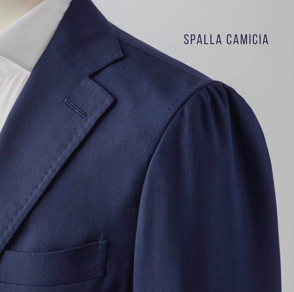 Spalla Camicia!