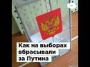 Как на выборах в Татарстане вбрасывали за Путина ROMB