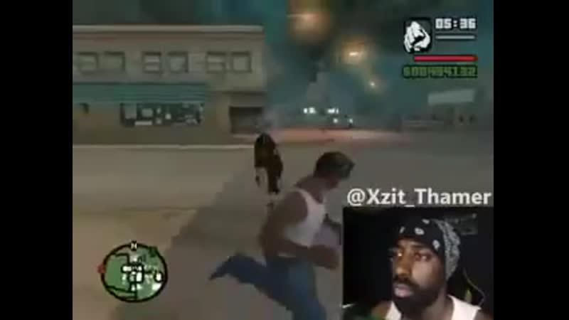 GTA SA - Основано на реальных событиях