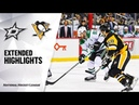 Dallas Stars vs Pittsburgh Penguins | Oct.18, 2019 | Game Highlights | NHL 2019 20 | Обзор матча
