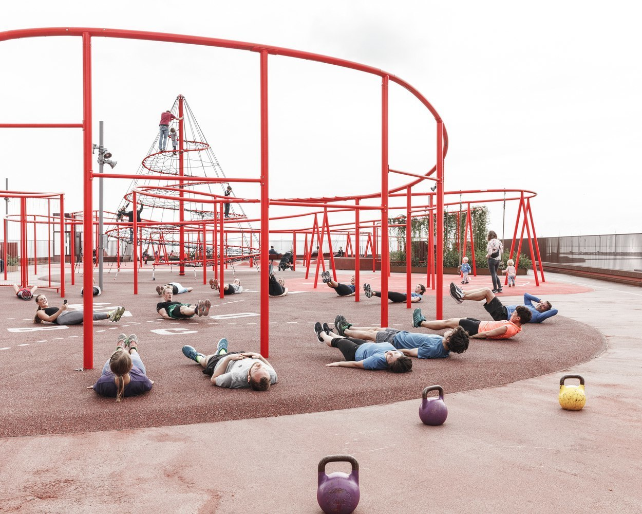 Park 'n' Play / JAJA Architects
