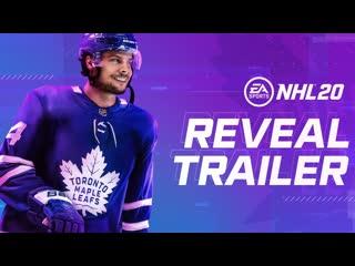 NHL 20 | Остон Мэттьюс  спортсмен с обложки