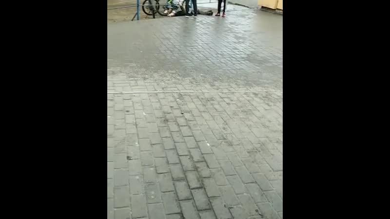 Отдых по Запорожски.ЖД вокзал Запорожье 1.(1)