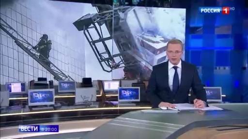Вести в 20 00 • Первые кадры из сгоревшего ТЦ в Кемерово от кинозалов не осталось ничего
