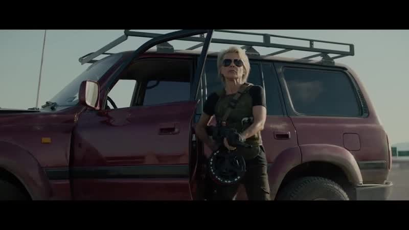 Терминатор 6: Тёмные судьбы (трейлер) Terminator: Dark Fate — Official Teaser Trailer (2019)