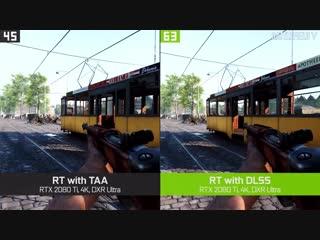 RT + DLSS в Battlefield V на GeForce RTX