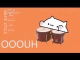 anime.webm Bongo Cat, Blend S