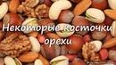 Сеанс исследования Вишневые абрикосовые косточки и некоторые орехи