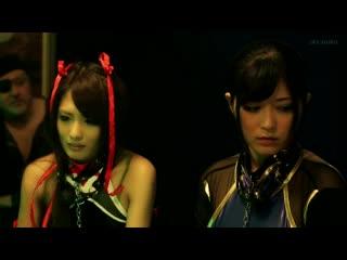 Natsume Yuuki, Shiina Yuna, Satou Haruki [, Японское порно, new, English Subbed JAV, Gangbang, Rape, Squirting]