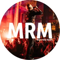 Логотип MORE ROCK MUSIC